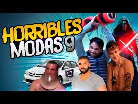 HORRIBLES MODAS 9 ????WEREVERTUMORRO????