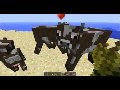 Rubyx comment faire accoupler cochons poule et vache dans - Poule minecraft ...