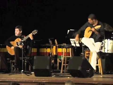 LUZ DAS CORDAS - Marco Pereira e Hamilton de Holanda