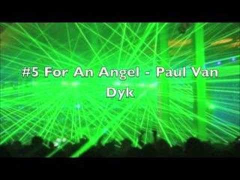 Top 10 best trance and electronica songs ever made!