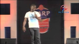 Rhythm Unplugged Ibadan 2012 featuring Seyi Law