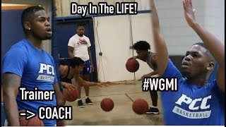 WGMI! Day in the Life: Coach Tyreek Dupree!