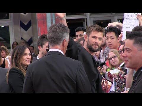 Thor Ragnarok Sydney Premiere