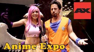 Anime Expo Best Cosplay 2015 #ThatCosplayShow