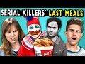 Serial Killer's Last Meals on Death Row (React) thumbnail