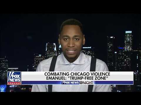 Gianno Caldwell: 'Black Lives Do Not Matter to Rahm Emanuel, Black Votes Do'