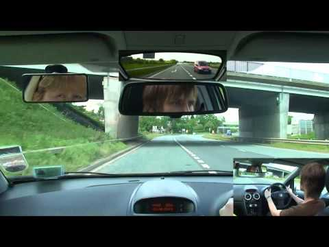 Independent Driving Test UK 2012