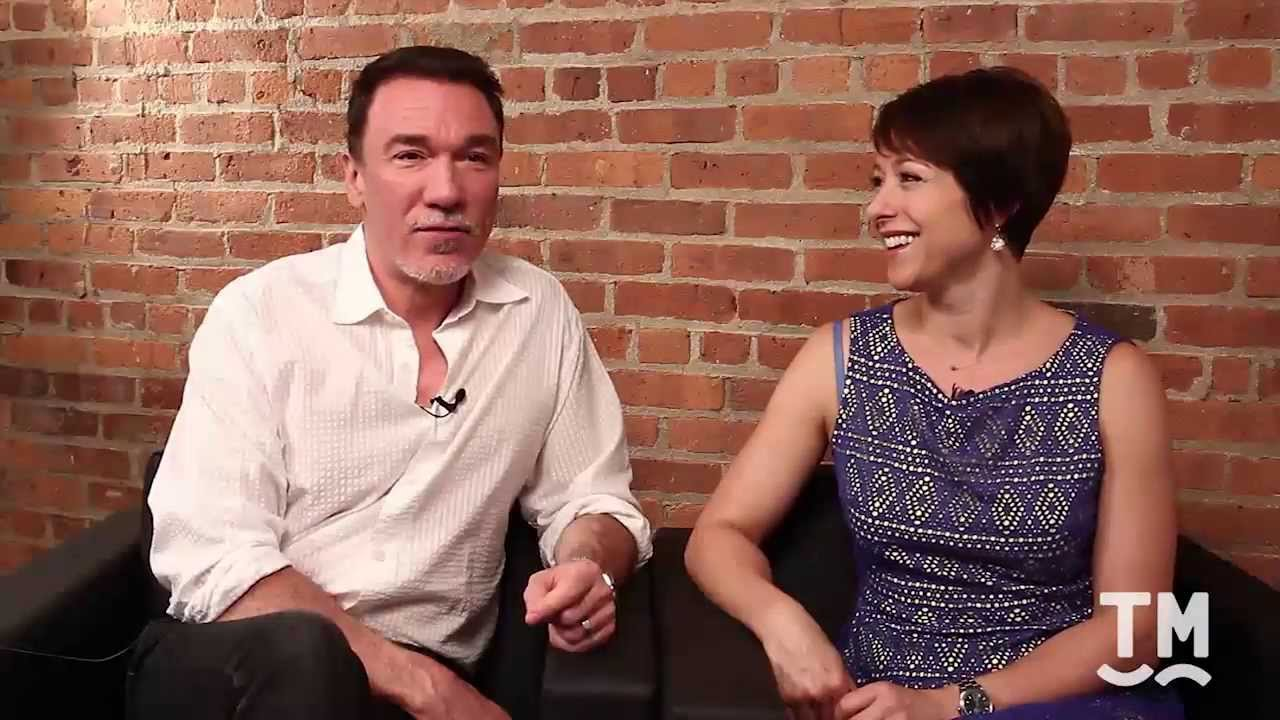Broadway First Dates Paige Davis And Patrick Page Youtube