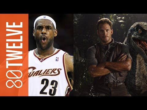 Jurassic World Wins & LeBron Loses: The Weekend Wrap | 80Twelve