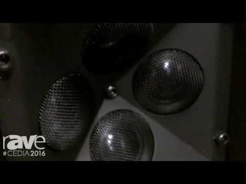 CEDIA 2016: James Loudspeakers Adds New Series of Angled Baffled In-Wall, In-Ceiling Speakers