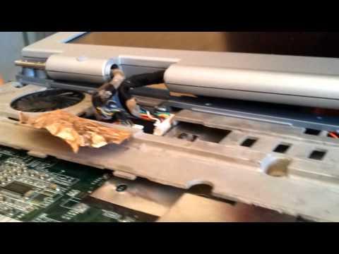 Tutorial de como desmontar un portátil