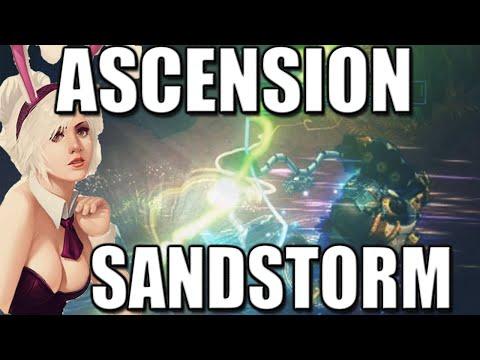 ASCENSION SANDSTORM League of Legends