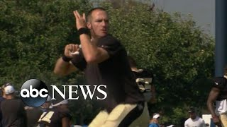 Drew Brees facing backlash