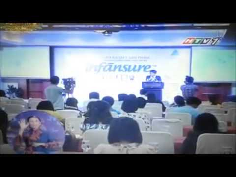 Infansure product launch - Broadcasting on TV Channel HTV1