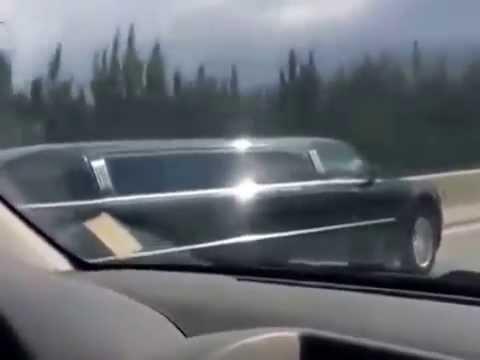 Chrysler Limousine 300c Black In Algeria !!