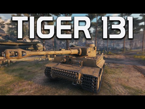 Tiger 131 - A Playable Tiger