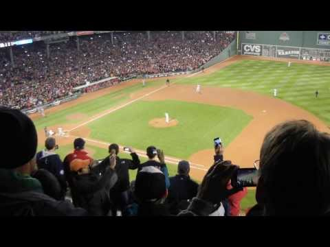 Koji Uehara's Last batter of Game 6, World Series 2013.