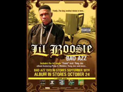 Lil Boosie - Set It Off (lyrics)