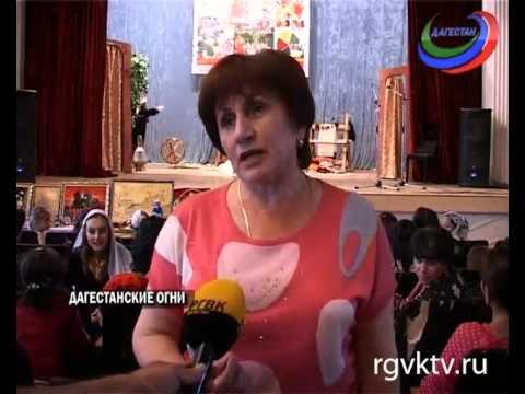 Национальный майдан «Мой Дагестан» открыли в Дагестанских Огнях