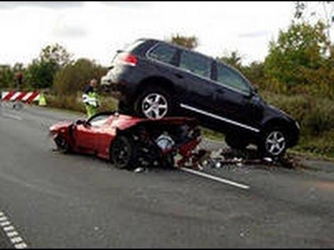 Аварийные ситуации на дороге. Май 2013 новая подборка.
