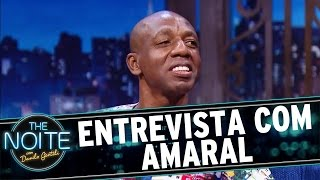 The Noite (27/04/16) - Entrevista com Amaral