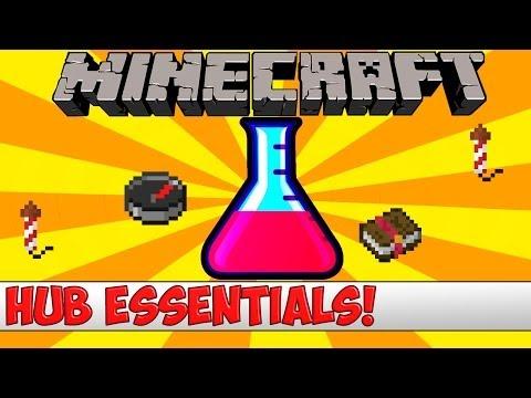 Minecraft Bukkit Plugin - Hub Essentials - Tutorial