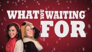Watch Megan  Liz Its Christmas Time video
