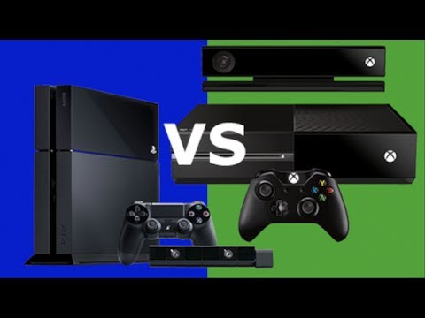 PS4 v XBOX ONE: Resolution War Continues...