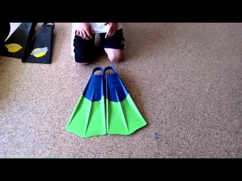 Viper Fins v7 Fin Comparison Viper vs