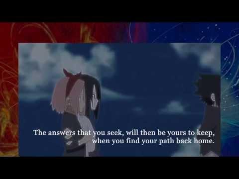 Naruto Shippuden Ending 12- For You English Version with Lyrics