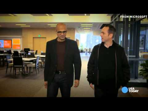 Microsoft's Satya Nadella: 'I was wrong' on women's pay