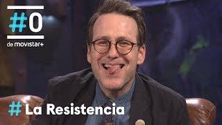 LA RESISTENCIA - Entrevista a Joaquín Reyes   #LaResistencia 25.04.2018
