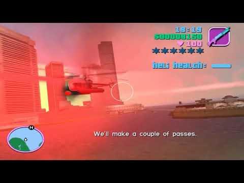 Grand Theft Auto: Vice City - Mission #14 - Phnom Penh '86