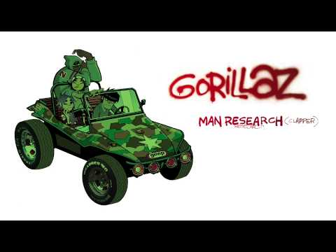 Gorillaz - Man Research (clapper)