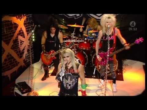 Crashdiet - In The Raw