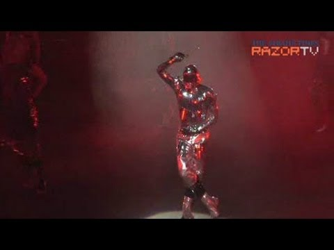 An extravagant show! (Aaron Kwok World Tour 2012 Pt 1)
