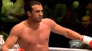 Badr Hari Vs  Semmy Schilt It