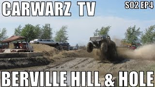 CarWarz TV - S2E4 - Berville Lions Mud Bog 2012