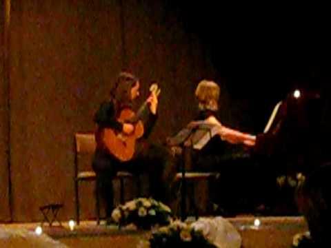 M. Castelnuovo Tedesco - Fantasia op. 145 cz.1