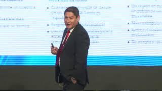 Cesar Calderon – Regional Sales Manager - Motorola Solutions  Company presente en el CIIT Perú 2019