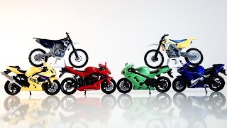 Toys R Us Toy Motorcycle for Kids  Toys & Games Video 오토바이 장난감 놀이 игрушка мотоцикл