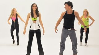 "Victoria Justice - ""Shake"" - Zumba Video"