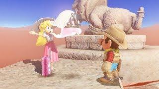 Super Mario Odyssey Post-Game - Part #04: Sand Kingdom Complete