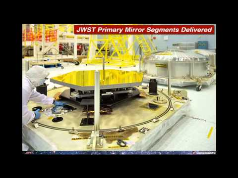 Mark Clampin plenary: James Webb Space Telescope: The Road to First Science Observations