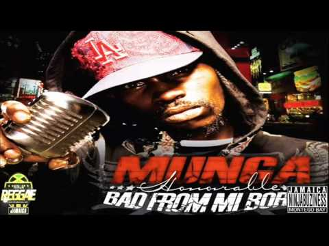 MUNGA - WE NAH BACK (TROPICAL STORM RIDDIM)