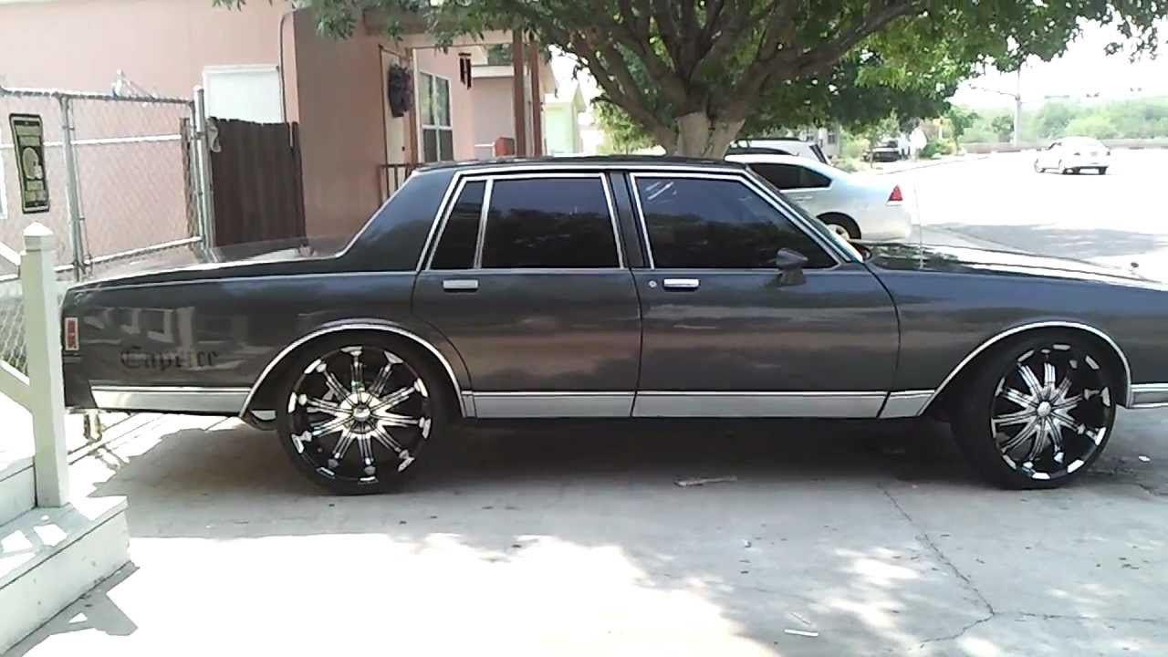 Chevy Caprice Classic  eBay