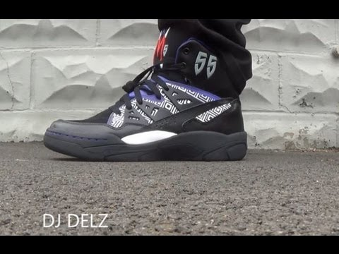 adidas Originals Mutombo Mile High City Retro Sneaker Review + On Feet W/ @DjDelz Dj Delz