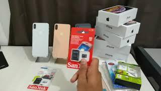 CHEGOU NOVO IPHONE XS MAX PRIMEIRA LINHA 2020