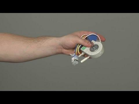 Evaporator Fan Motor - GE Refrigerator