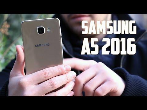Samsung A5 (2016). Review en Español